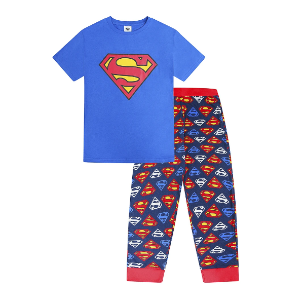 Superman Férfi Pizsama