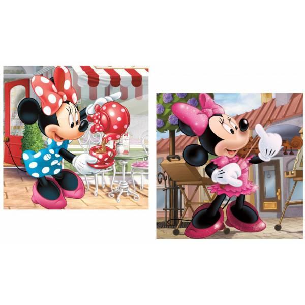 Minnie Mouse Párna huzat