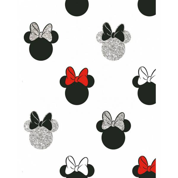 Minnie Mouse Csillogós Tapéta