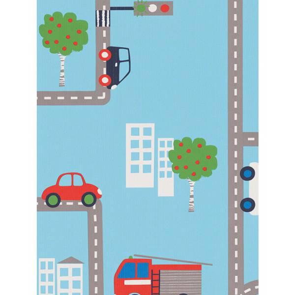 Blue Vehicle Wallpaper