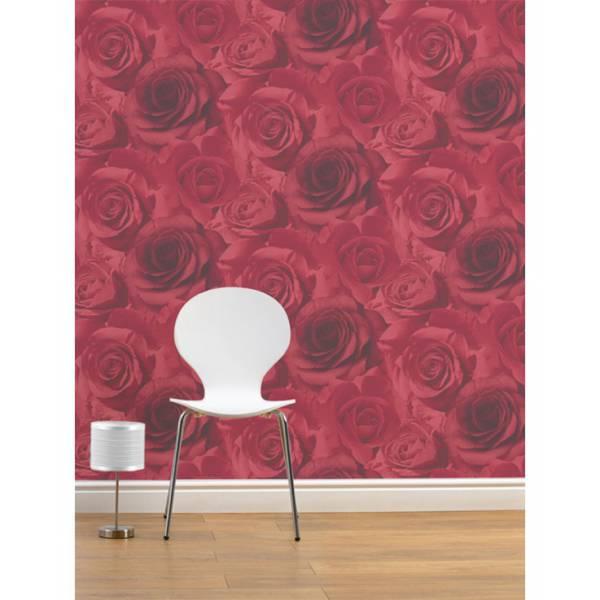 Madison Rose Piros Tapéta