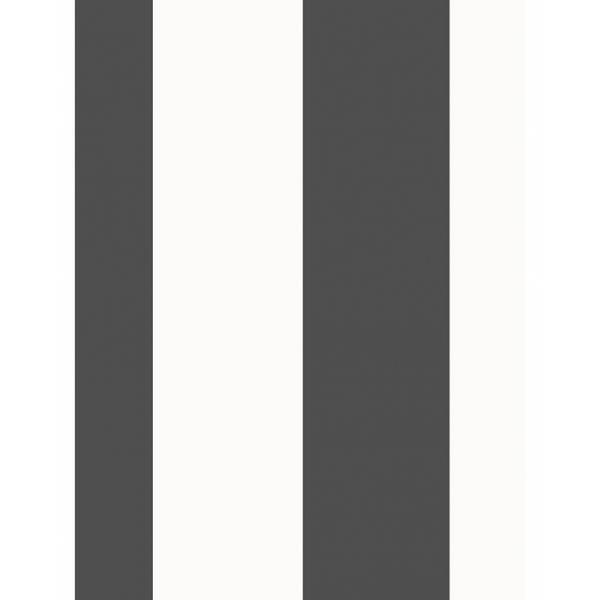 Csíkos Fekete-Fehér Tapéta