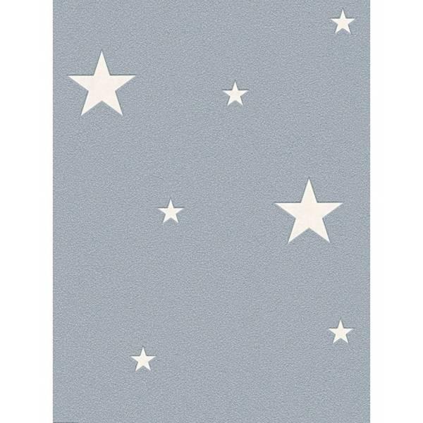Csillag Mintás Világítós Tapéta