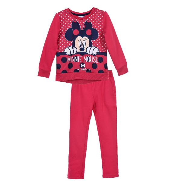 Minnie Mouse Piros Együttes