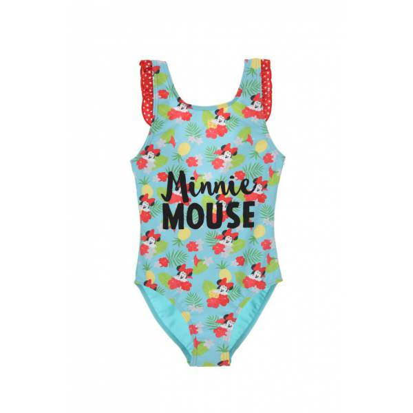 Minnie Mouse Little Girl Swimsuit