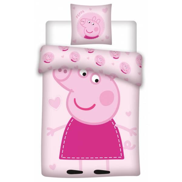 Peppa Pig Happy Duvet Set
