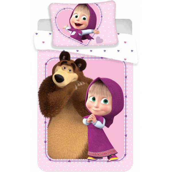 Mása és a Medve Ovis Ágynemű