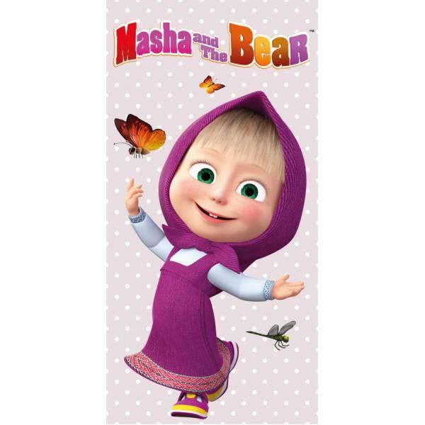 Masha and Bear Towel