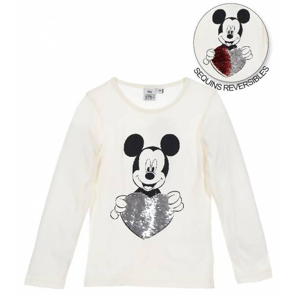 Minnie Mouse Knitted Pullover
