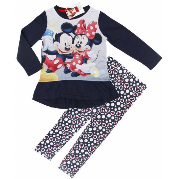 Minnie Mouse Kislány Kék Együttes