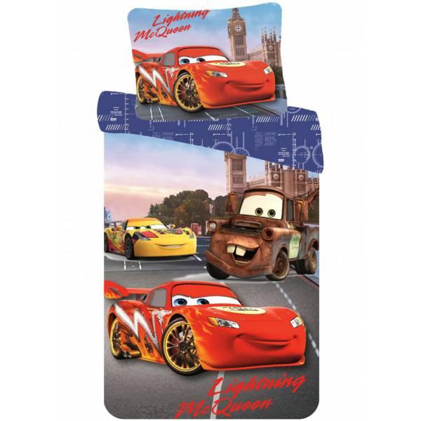 Disney Cars Fiery Duvet