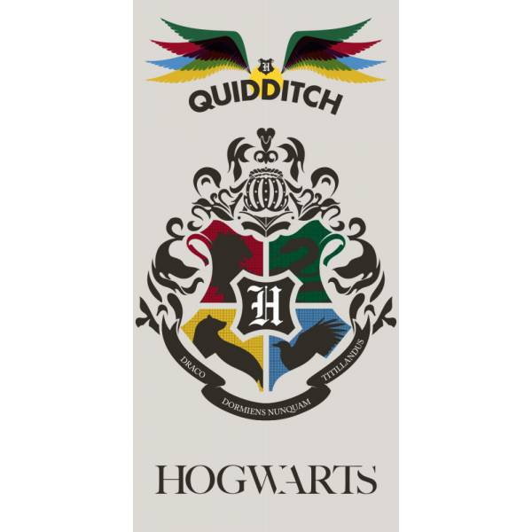Harry Potter Strandtörölköző