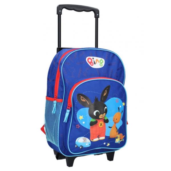 Bing Nyuszis Gurulós Bőrönd