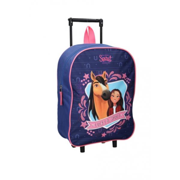 Sam Fireman Trolley Suitcase