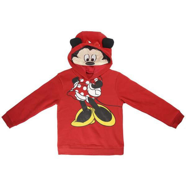 Disney Mouse Piros Kardigán