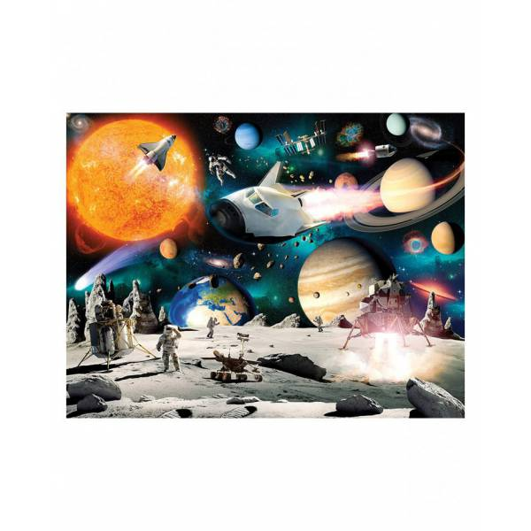 Outer Space Huge Wall Poster