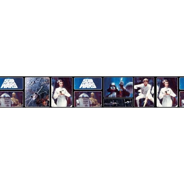 Star Wars Retro Wallpaper...