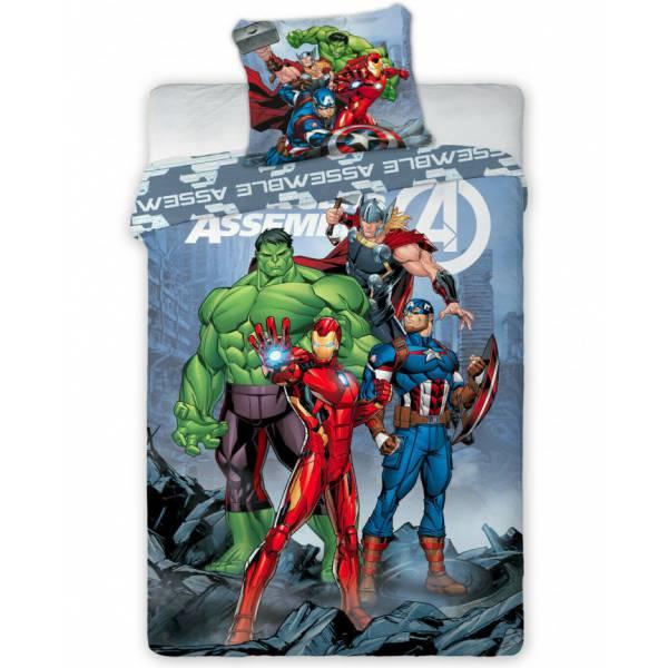 Avengers Team Bedding