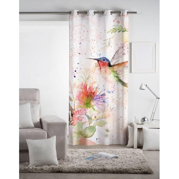 Autumn Forest 3D Curtain