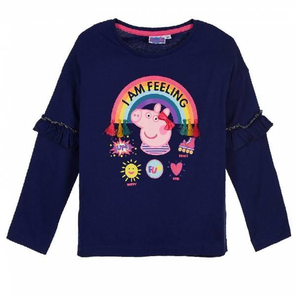 Peppa Pig White Boy's Sweater