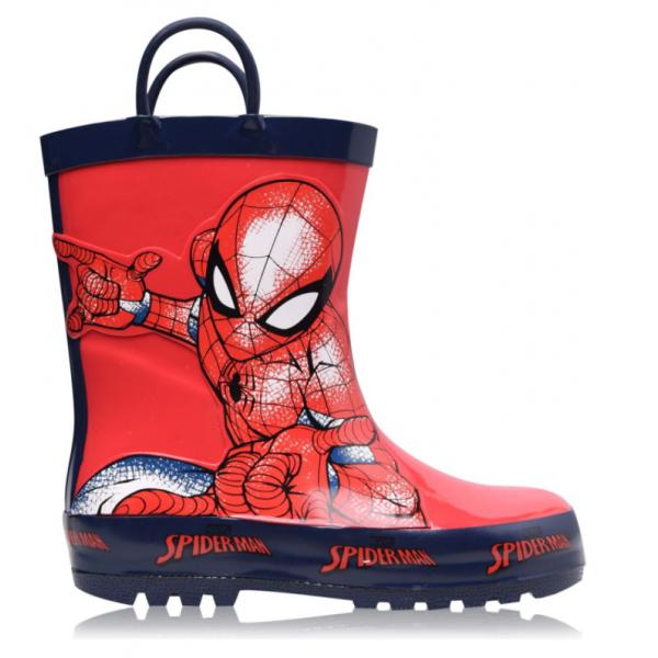 Spiderman Gumicsizma