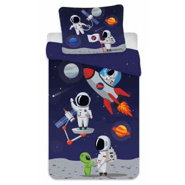 Planet Junior Bedding Set