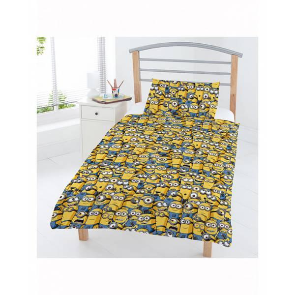 Minions Cotton Bedding