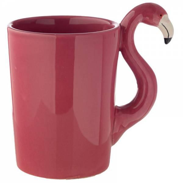 Flamingó 3D Bögre