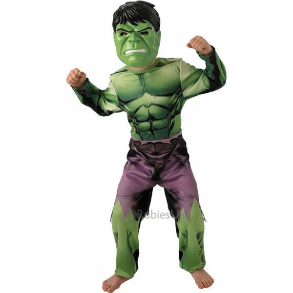 Marvel Hulk Jelmez