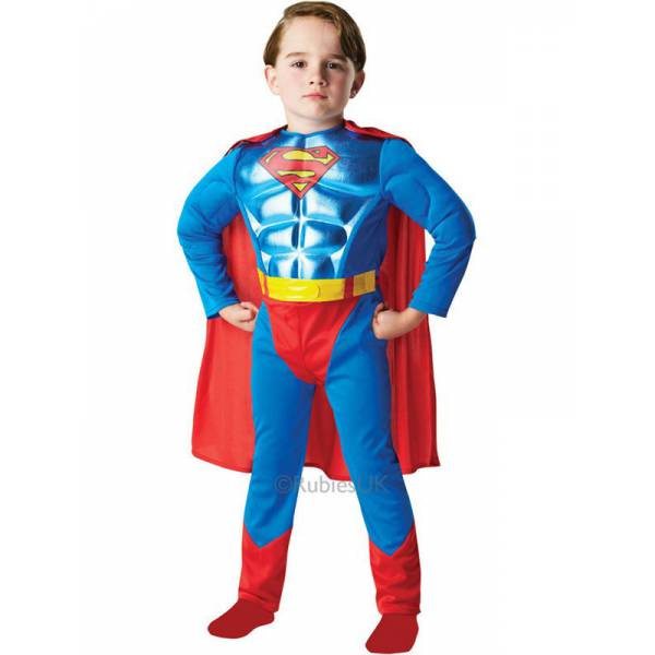 Superman Gyerek Jelmez 34badb140e
