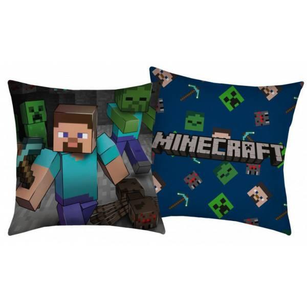 Minecraft Cube Pillow