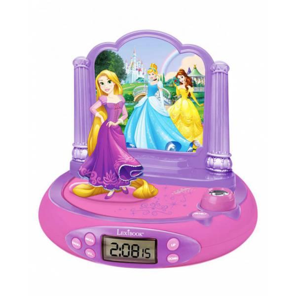 Disney Hercegnők Projektoros Óra