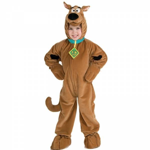 Scooby Doo Plüss  Jelmez