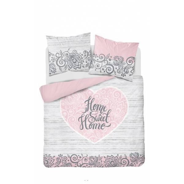 Rózsaszín Home Ágynemű