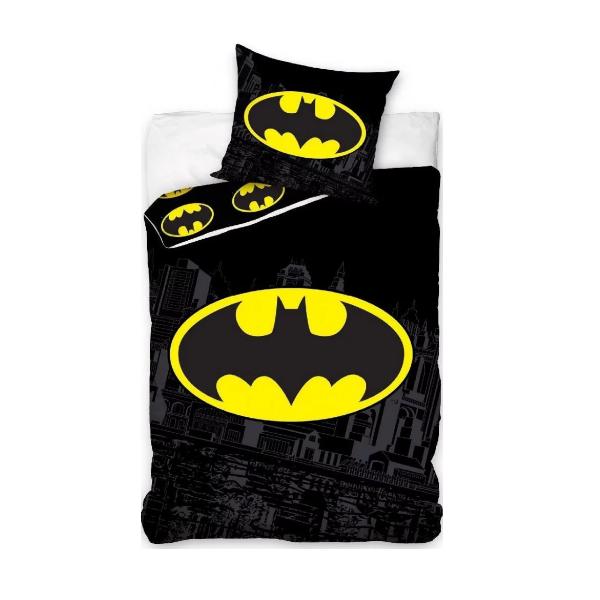 Batman Emblem Zippered Bedding