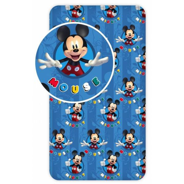 Mickey Mouse Gumis Lepedő