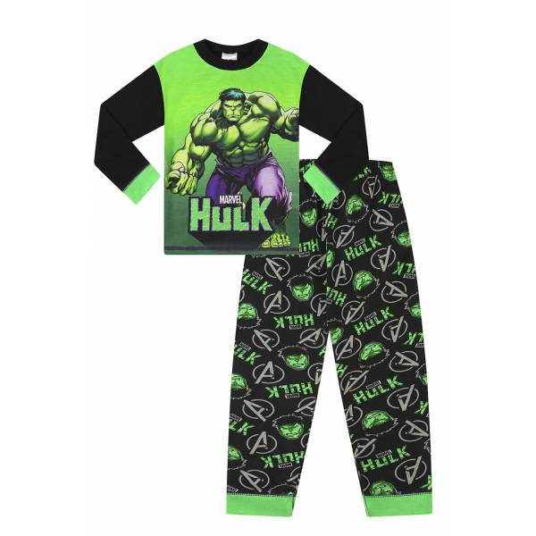 Avengers Hulk Pizsama
