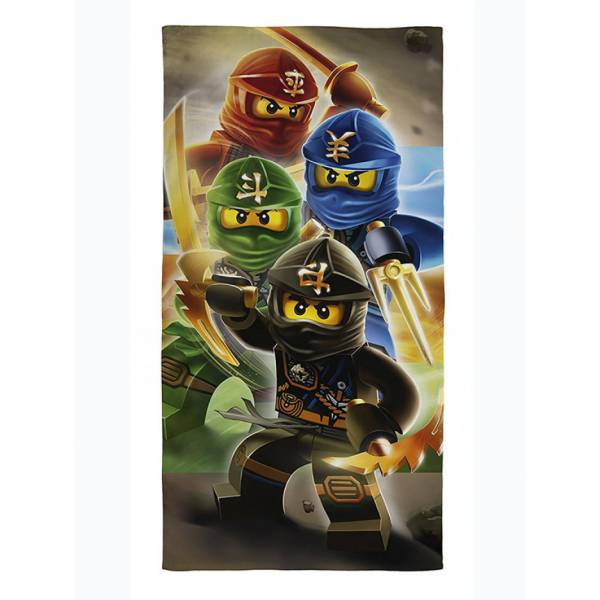 copy of Lego Ninjago- Towel