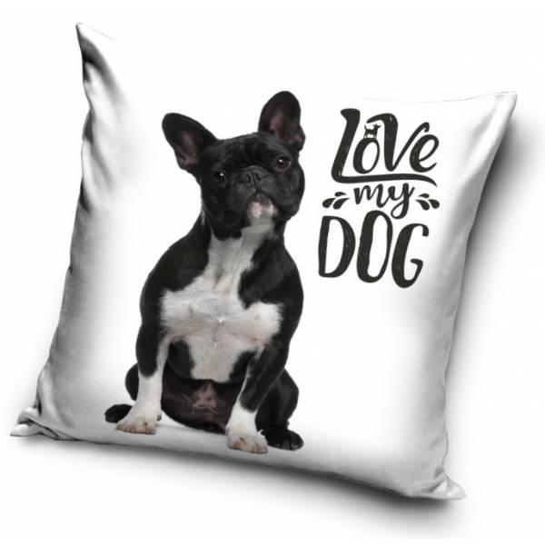 copy of Bulldog pillow