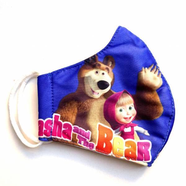 Mása és a Medve Szájmaszk