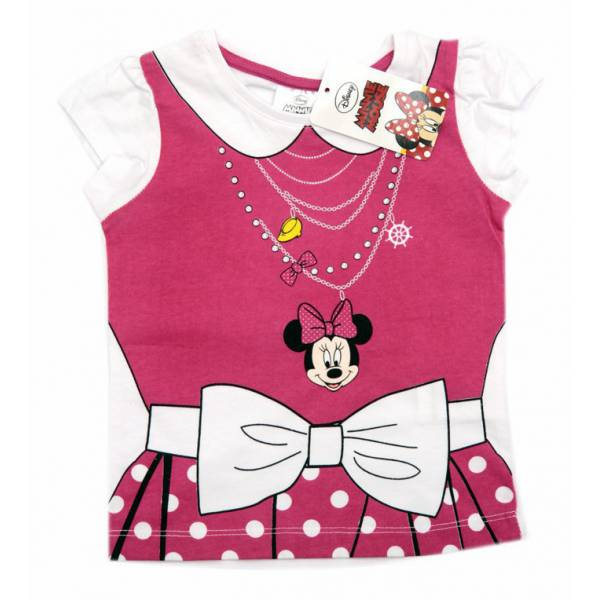 Minnie Mouse Pink T-shirt
