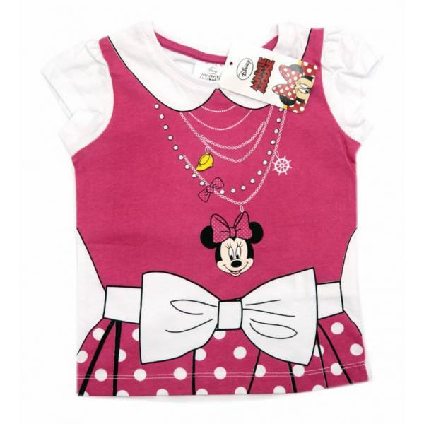 Minnie Mouse Rózsaszín Póló