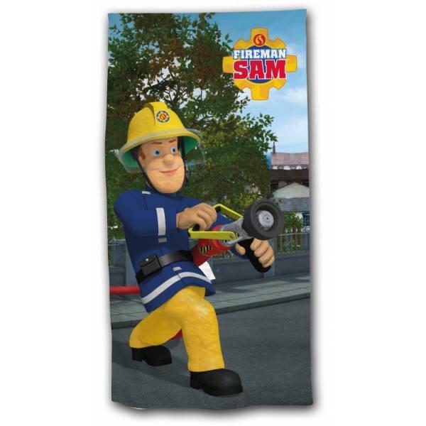 Sam A Tűzoltó Gyerek Törölköző