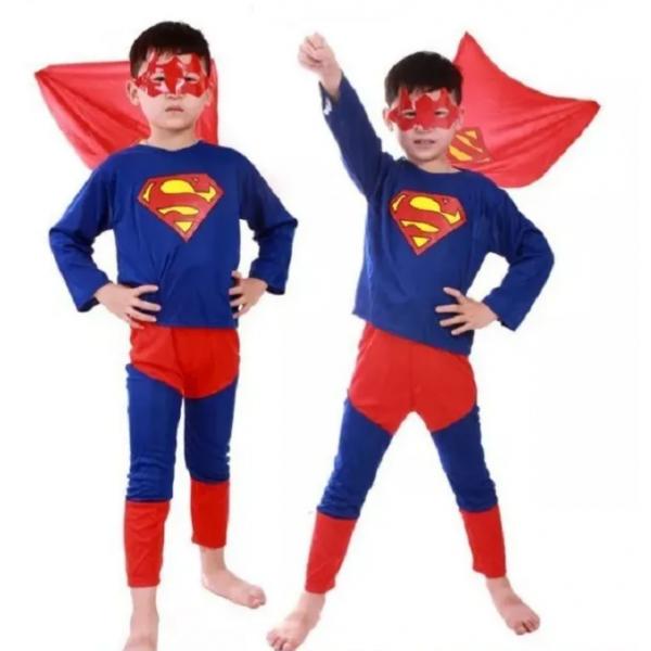 Superman Gyerek Jelmez