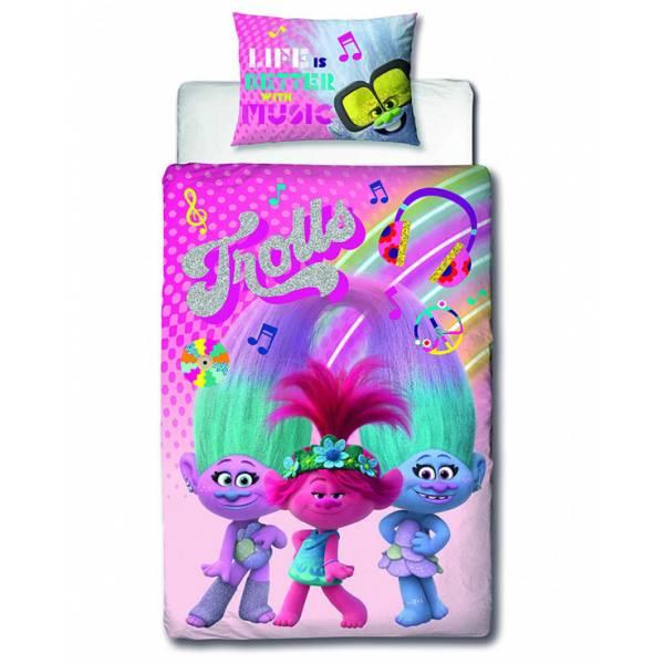 copy of Trolls Poppy Duvet