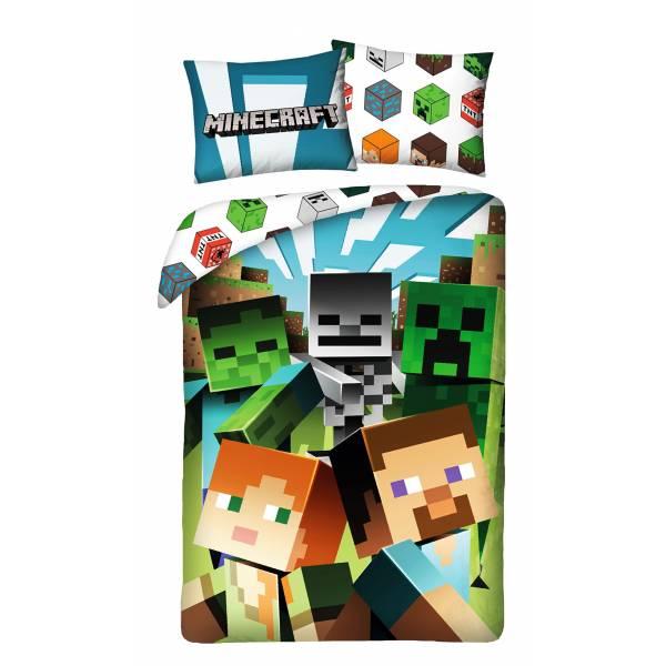 Minecraft Ágynemű