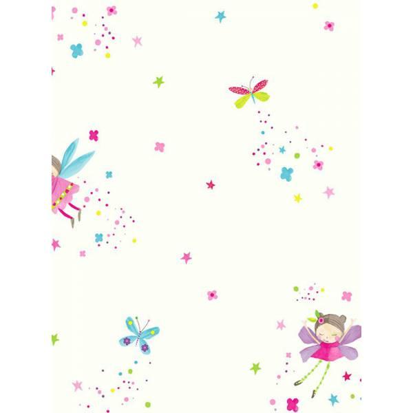Fairy White Wallpaper