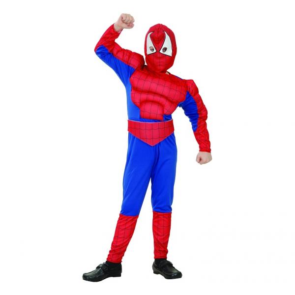 Pókember Jelmez Kitömött...