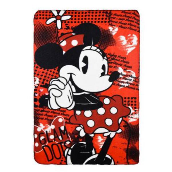 Minnie and Mickey Fleece...