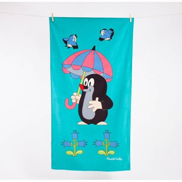 copy of Little Mole Ship Towel